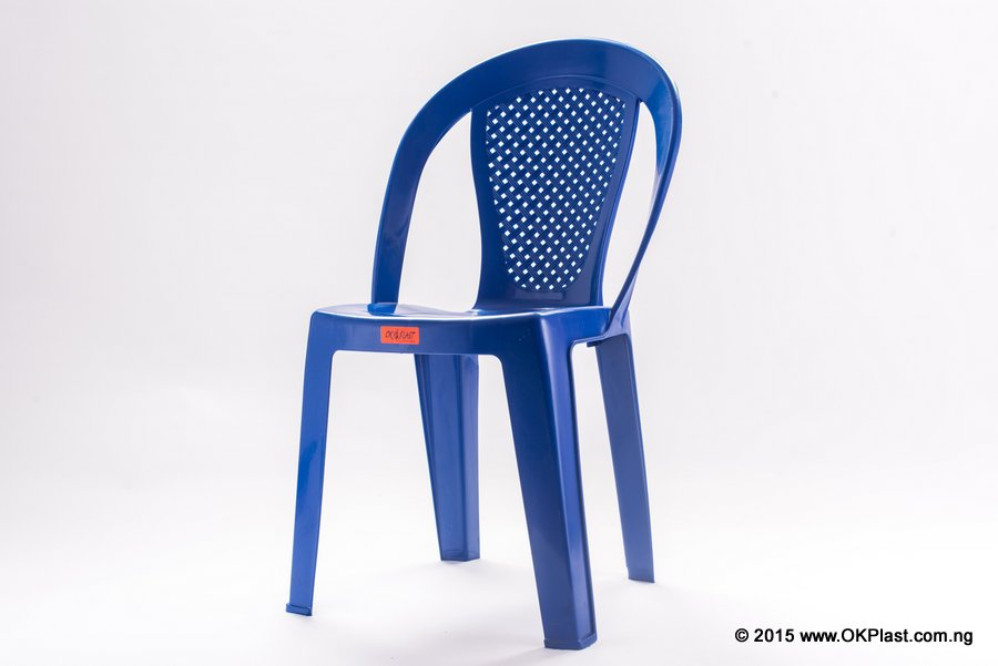 06-Armless Chair - Colored