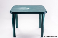10-Square Table - Colored